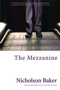 The Mezzanine Nicholas Baker