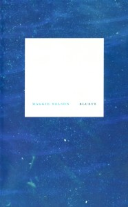 Bluets Maggie Nelson