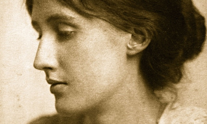 young virginia woolf