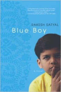 Blue Boy, by Rakesh Satyal