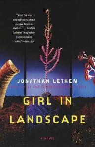 girl in landscape lethem