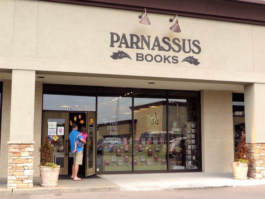 Parnassus storefront