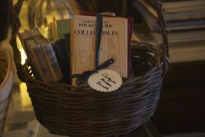 WSB book basket