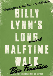 billy lynn's long halftiem walk