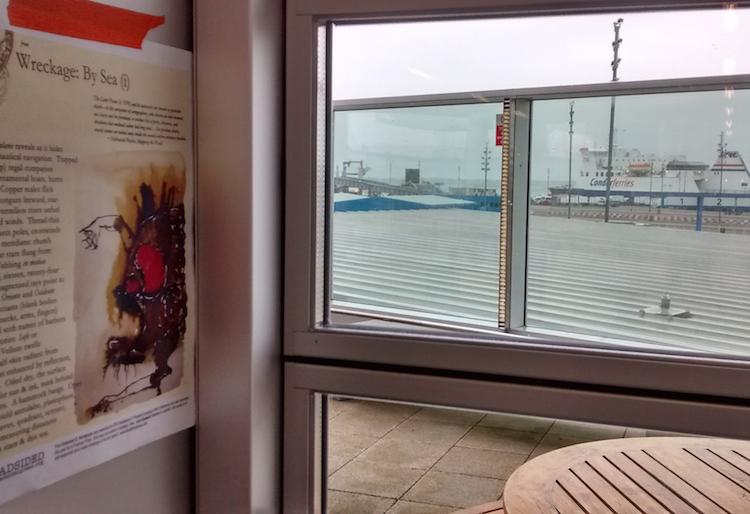 06a-Wreckage-BroadsidedPress-Portsmouth-England-Ferry-Terminal