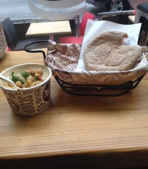 1 Hummus