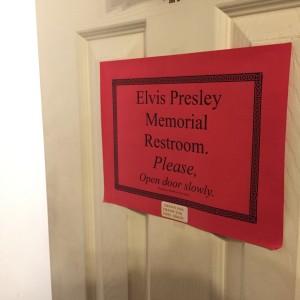 Elvis Bathroom - Wilsons