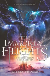The Immortal heights, thomas