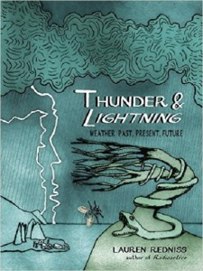 Thunder Lightning Weather Past, Present, future, redniss