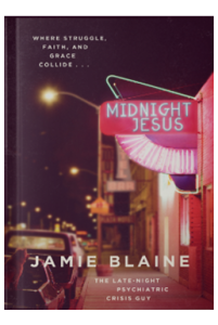 midnight jesus, blaine