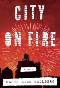 city on fire, garth