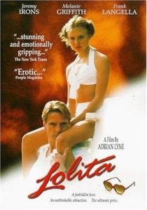 lolita adrian lyne movie poster 1997