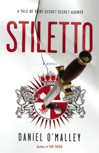 stiletto, omalley
