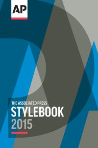 ap style book
