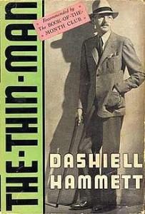 Thin Man Dashiell Hammett