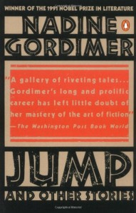 Jump and Other Stories, Nadine Gordimer