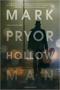 Hollow Man, by Mark Pryor