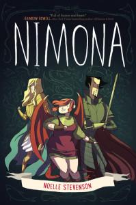 Nimona, by Noelle Stevenson