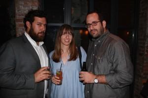 Jeff Waxman, Stephanie Valdez and friend