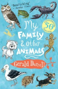 My Family and Other Animals, by Gerald Durrell