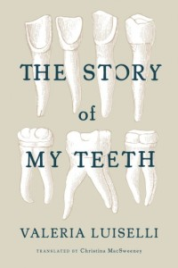 The Story of My Teeth image