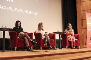 Cecily Wong, Rebecca Dinerstein, Rachel Fershleiser