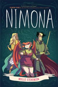 Nimona, by Noelle Stephenson