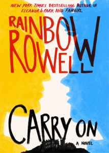 Carry On, by Rainbow Rowell
