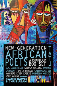 new-generation african poets