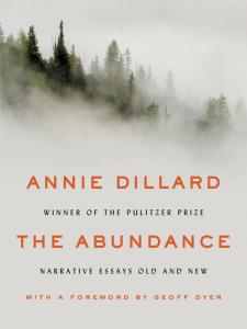 dillard The Abundance