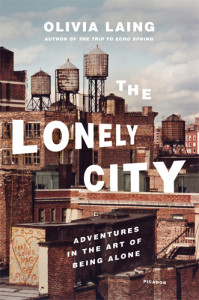 olivia laing the lonely city