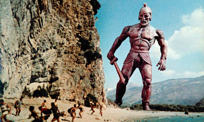 talos from jason and the argonauts