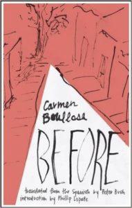 Before, Carmen Boullosa