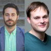 Garrard Conley and Garth Greenwell