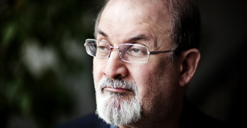 On Salman Rushdi's Devotion to the Art of Fiction