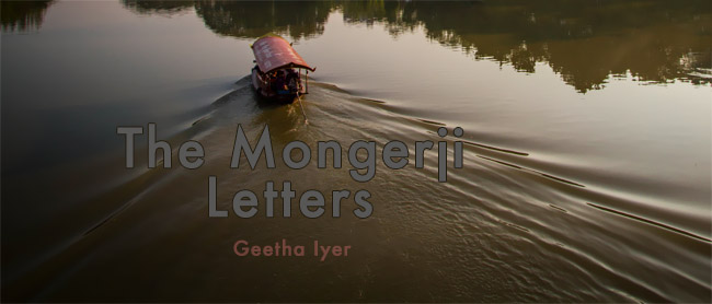 the mongerji letters banner