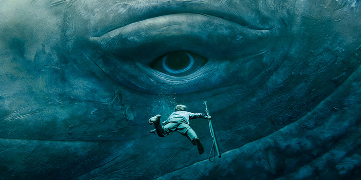 Moby dick thesis