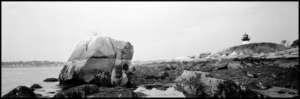 Ten Pound Island, Gloucester Harbor, 1999