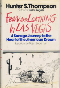 Fear and Lothing in Las Vegas, Hunter S. Thompson