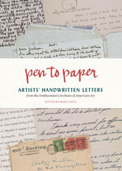 pen to paper cover