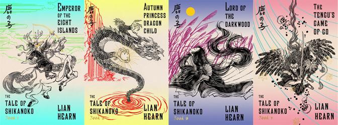tale of shikanoko