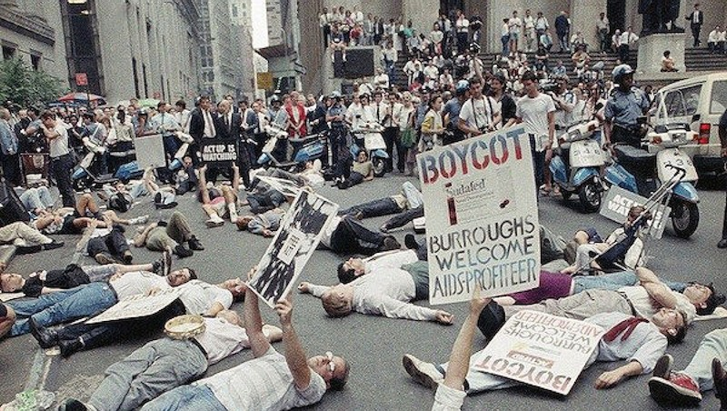 aids act up