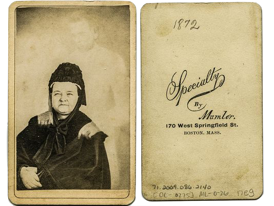 mary todd lincoln ghost