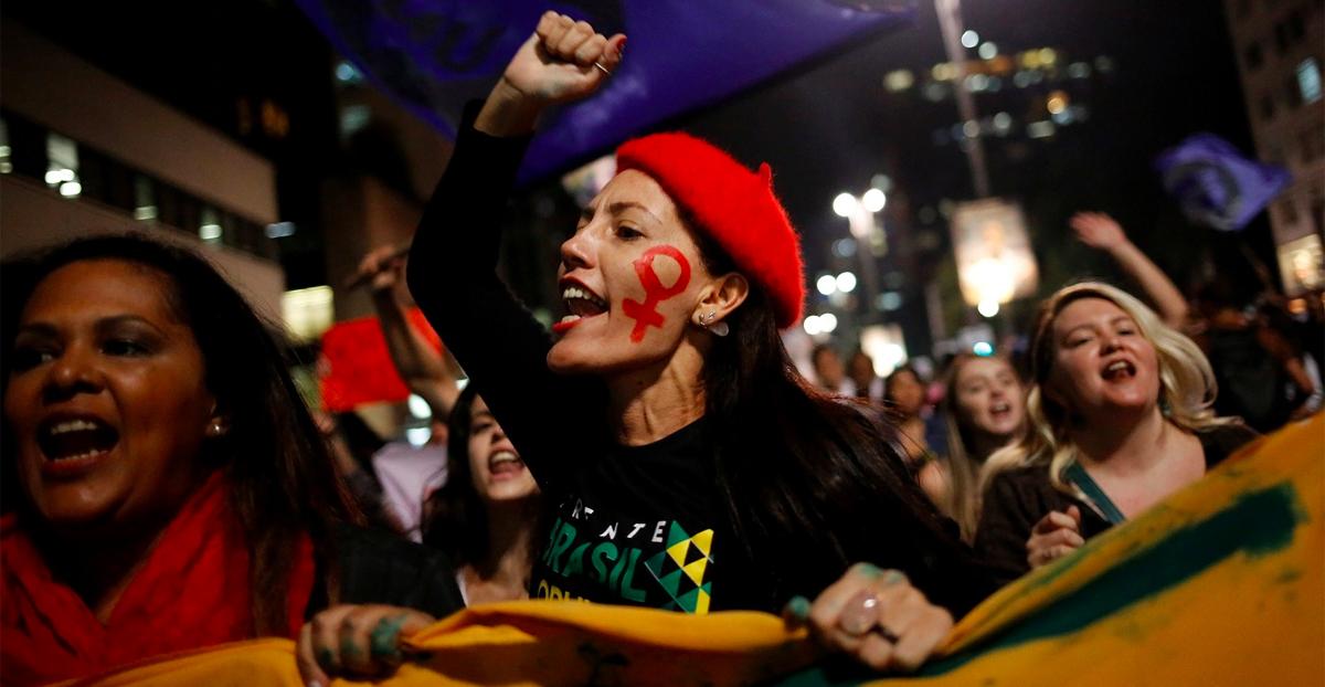 braziliam women