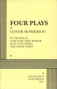 Four Plays, Conor McPherson