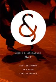 music & literature
