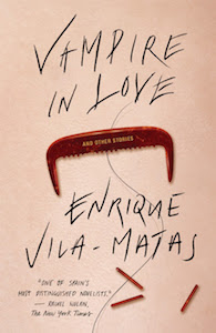 vampire in love enrique vila-matas cover