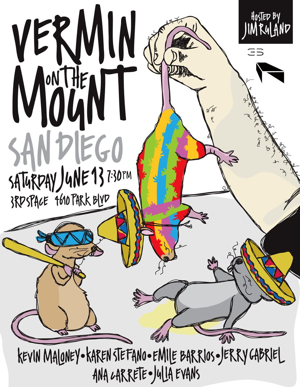 vermin on the mount