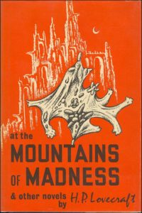 At the Mountains of Madness by P. Lovecraft