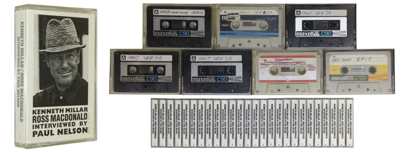 paul-nelson-ross-macdonald-cassettes